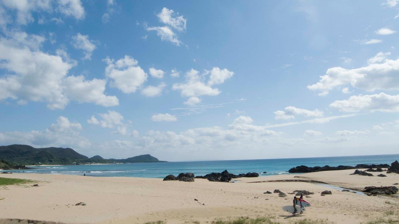 Tebiro Beach