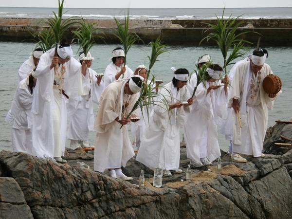 今井権現祭(安木屋場)
