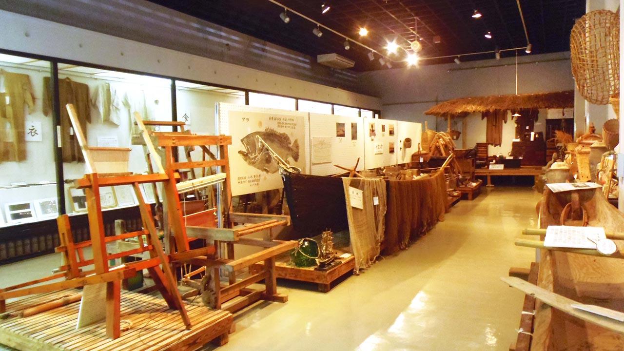 Folk Museum of Kasari, Amami Oshima