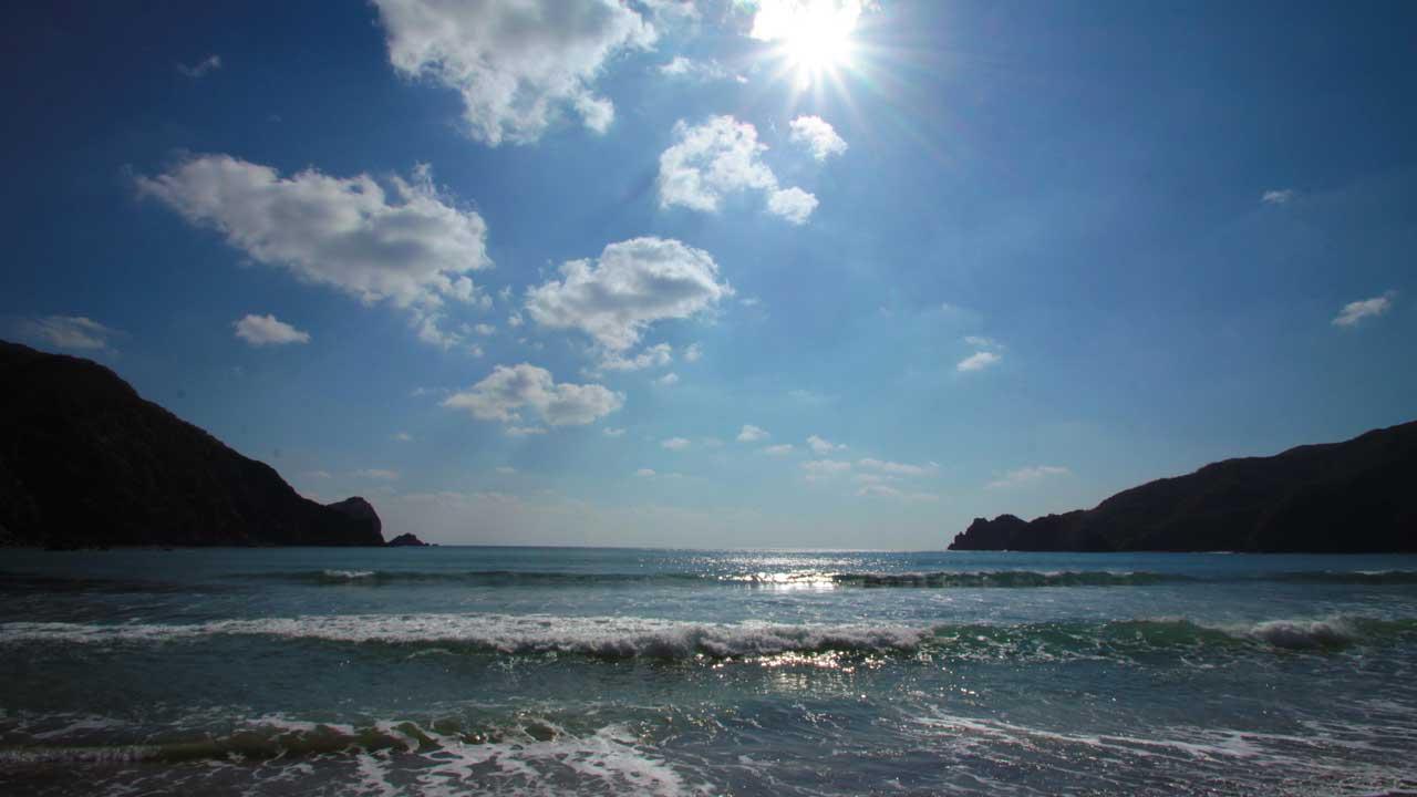 嘉徳海水浴場