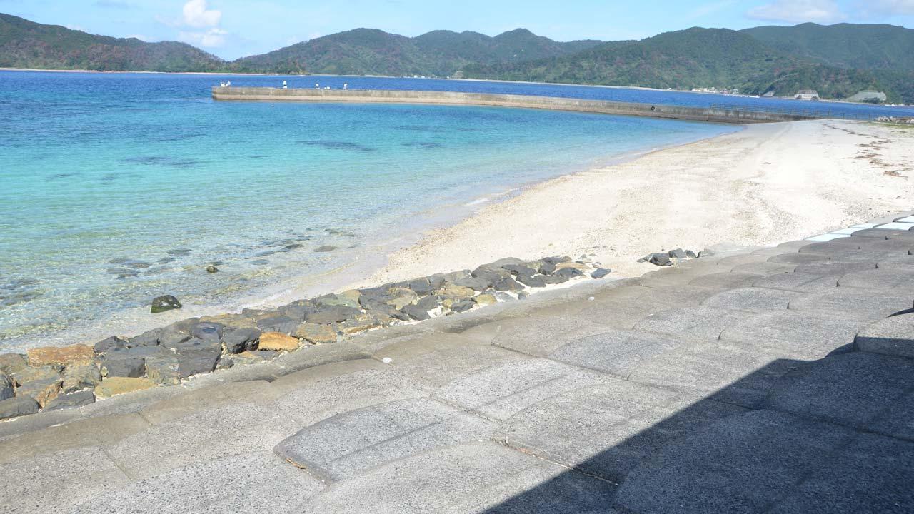 Taen-hama Beach