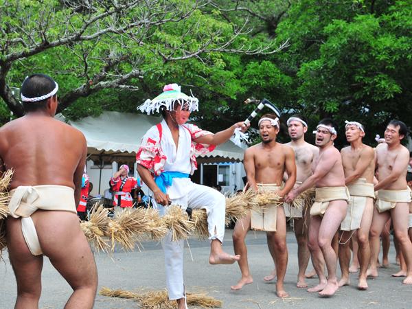 油井豊年祭
