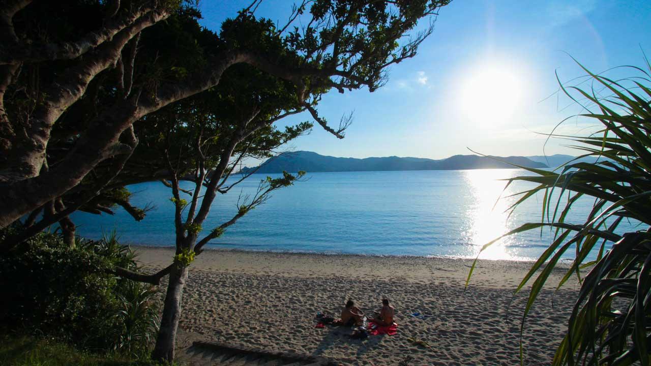 Yadorihama Beach