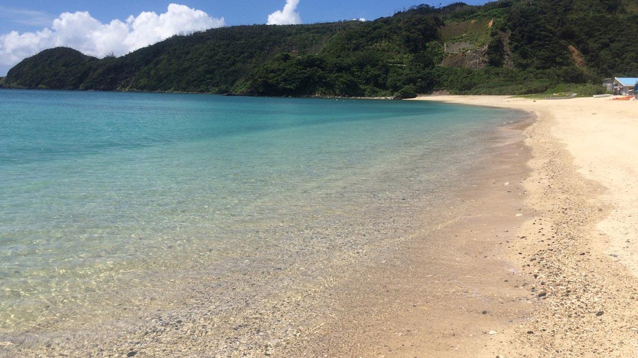 Kuninao Beach