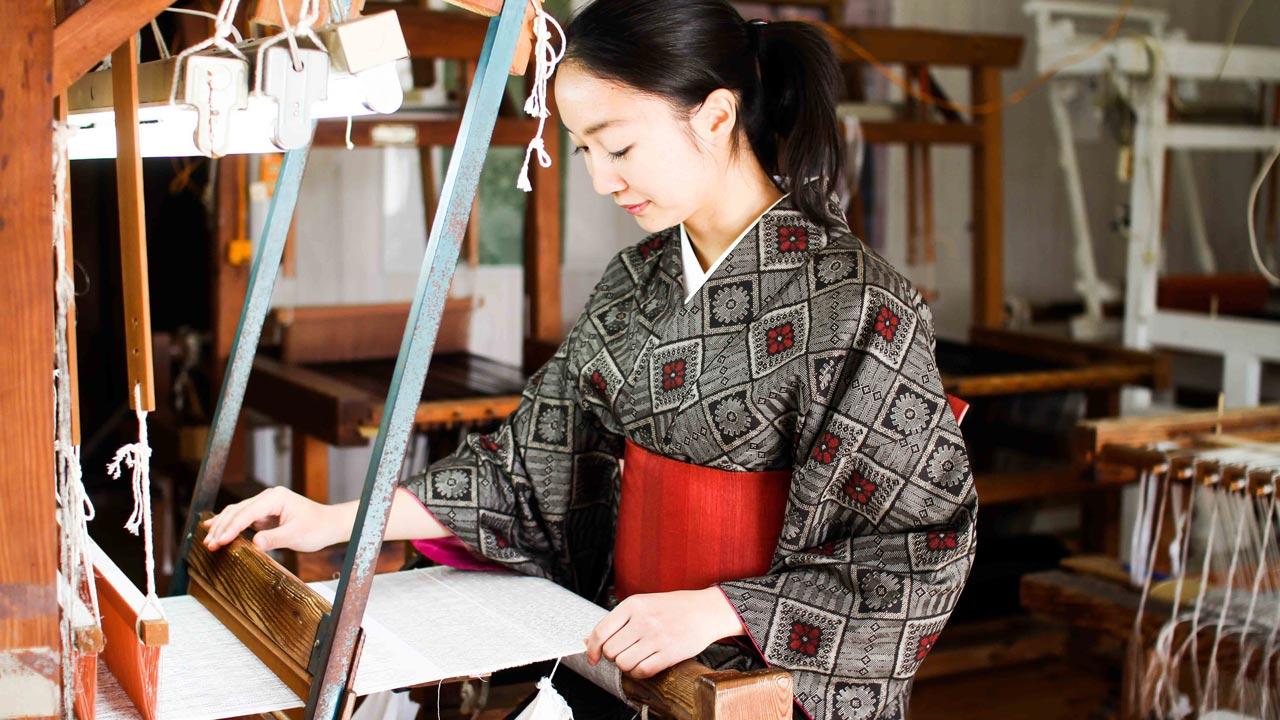 Oshima Tsumugimura