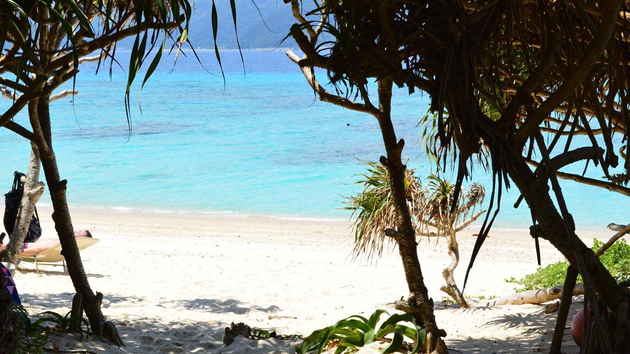 Sakibaru Beach