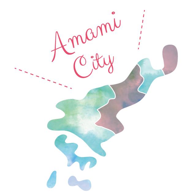 奄美市マップ